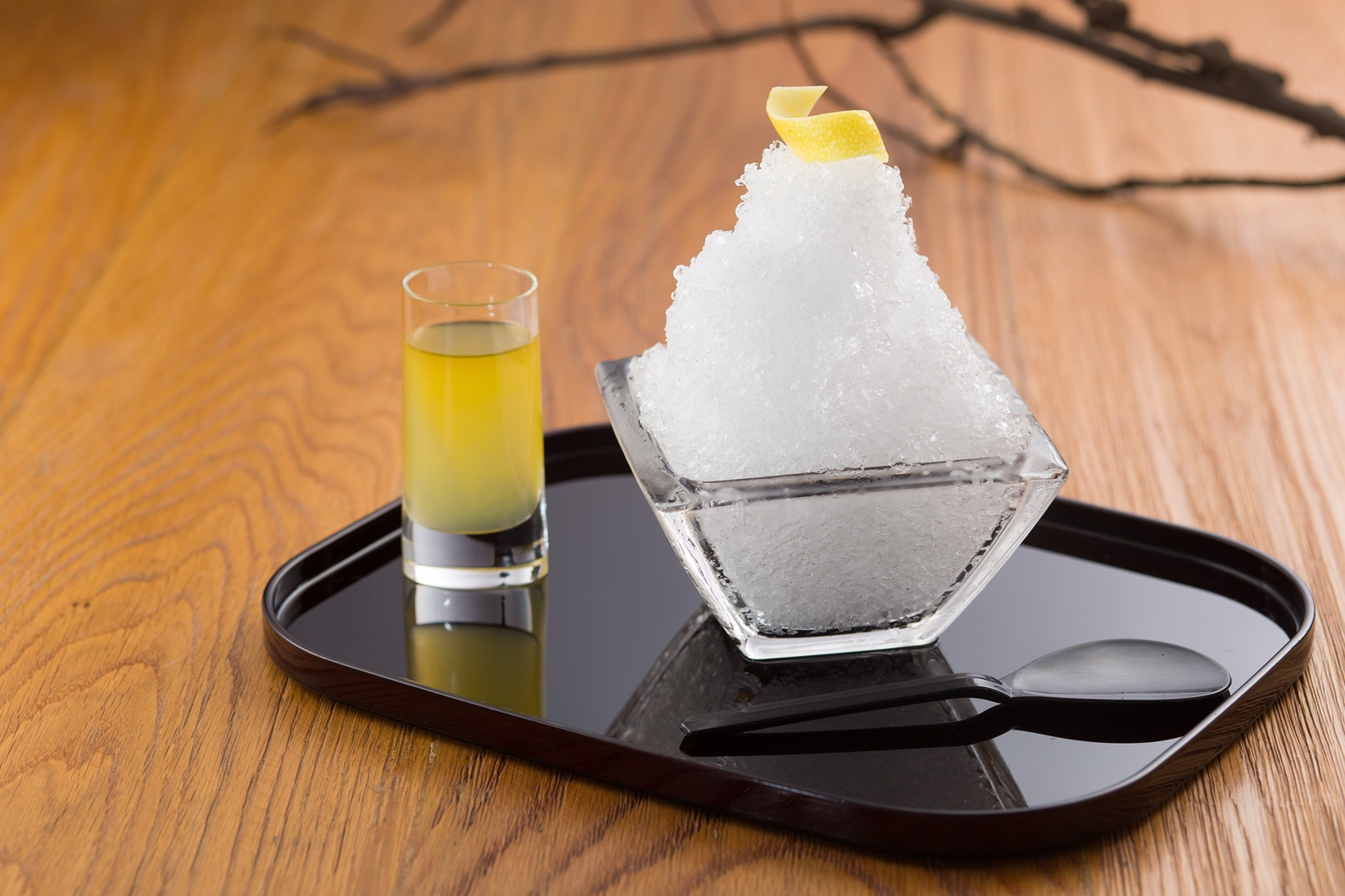 Up & Above Bar_Snow Cone_Yuzu