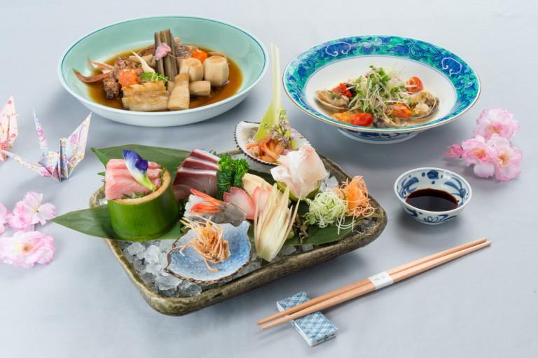 Yamazato_Spring time menu