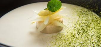The Spears are Out – Seasonal White Asparagus at Elements