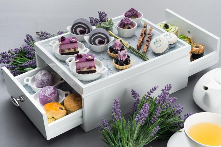Up & Above_Lavender Afternoon tea 2016_1