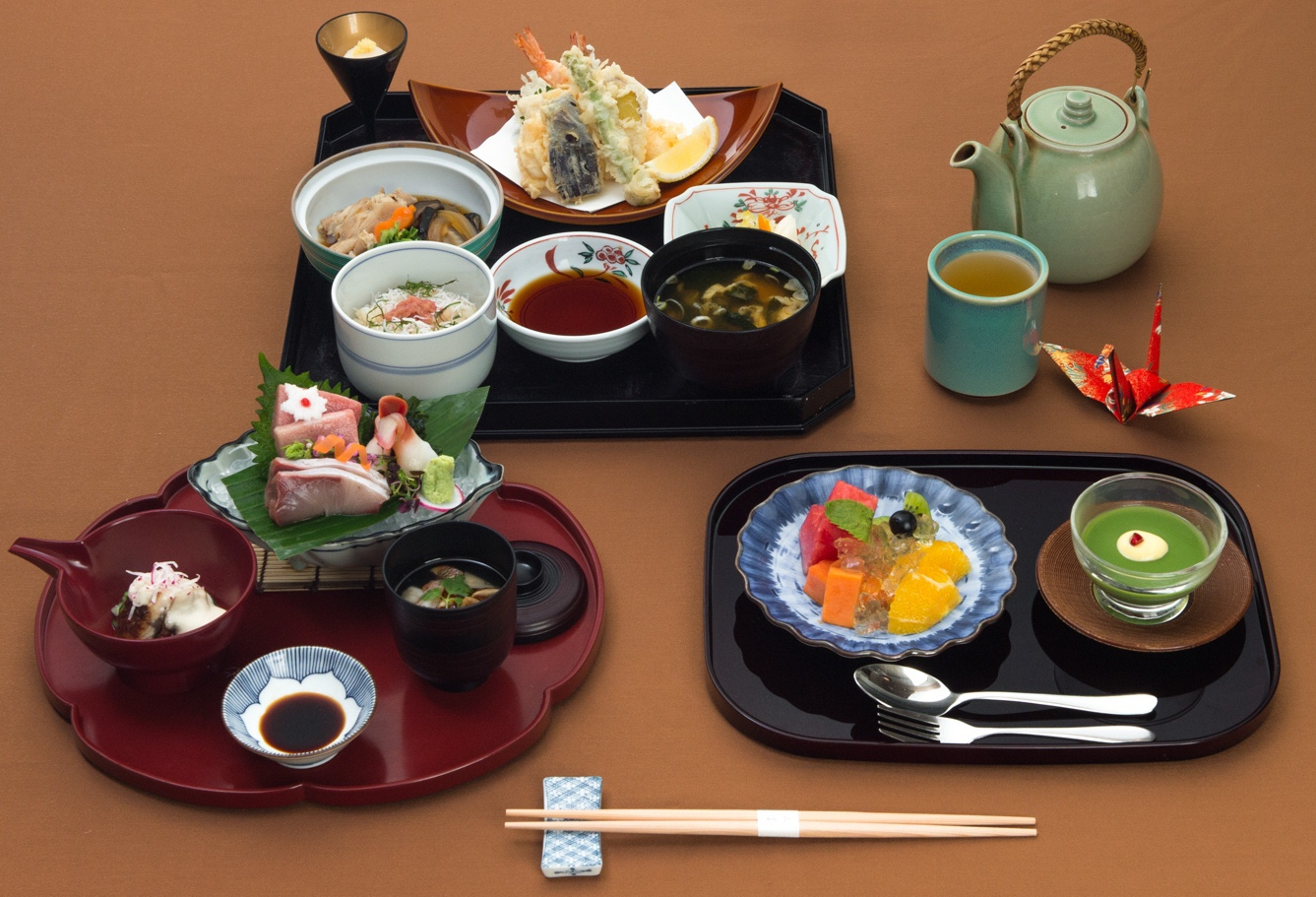 Yamazato_Special Gozen for Midsummer Day of the Ox 1