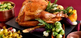 Thanksgiving Celebrations at Up & Above Restaurant A Feast for the Family