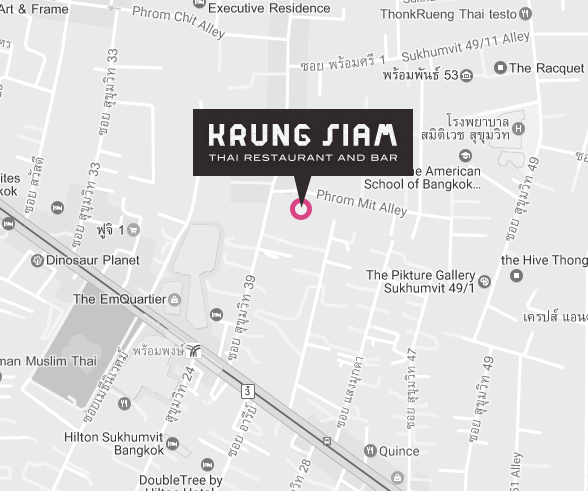 krungsiam map