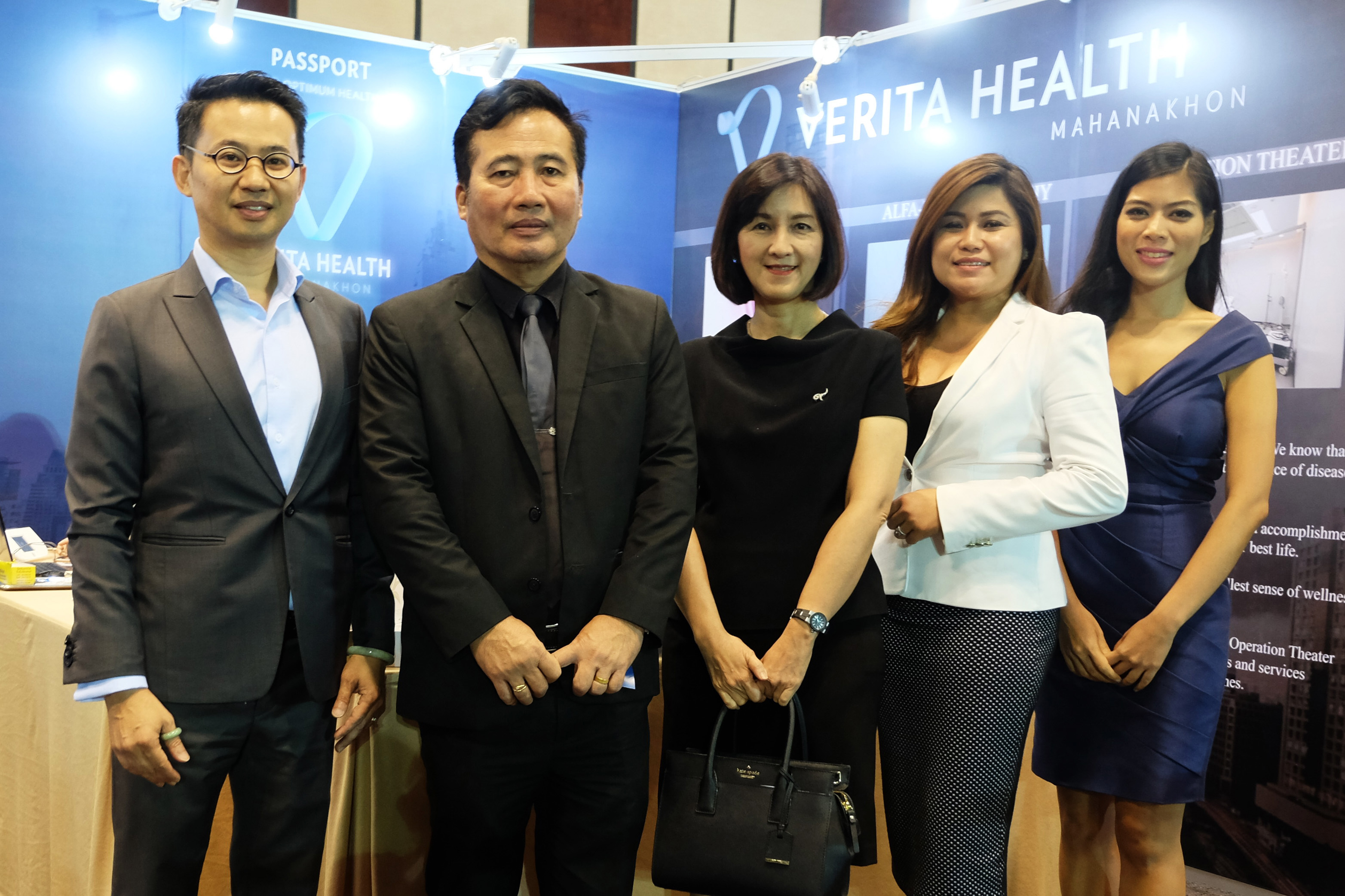 Verita Health MahaNakorn joined TAT's Event