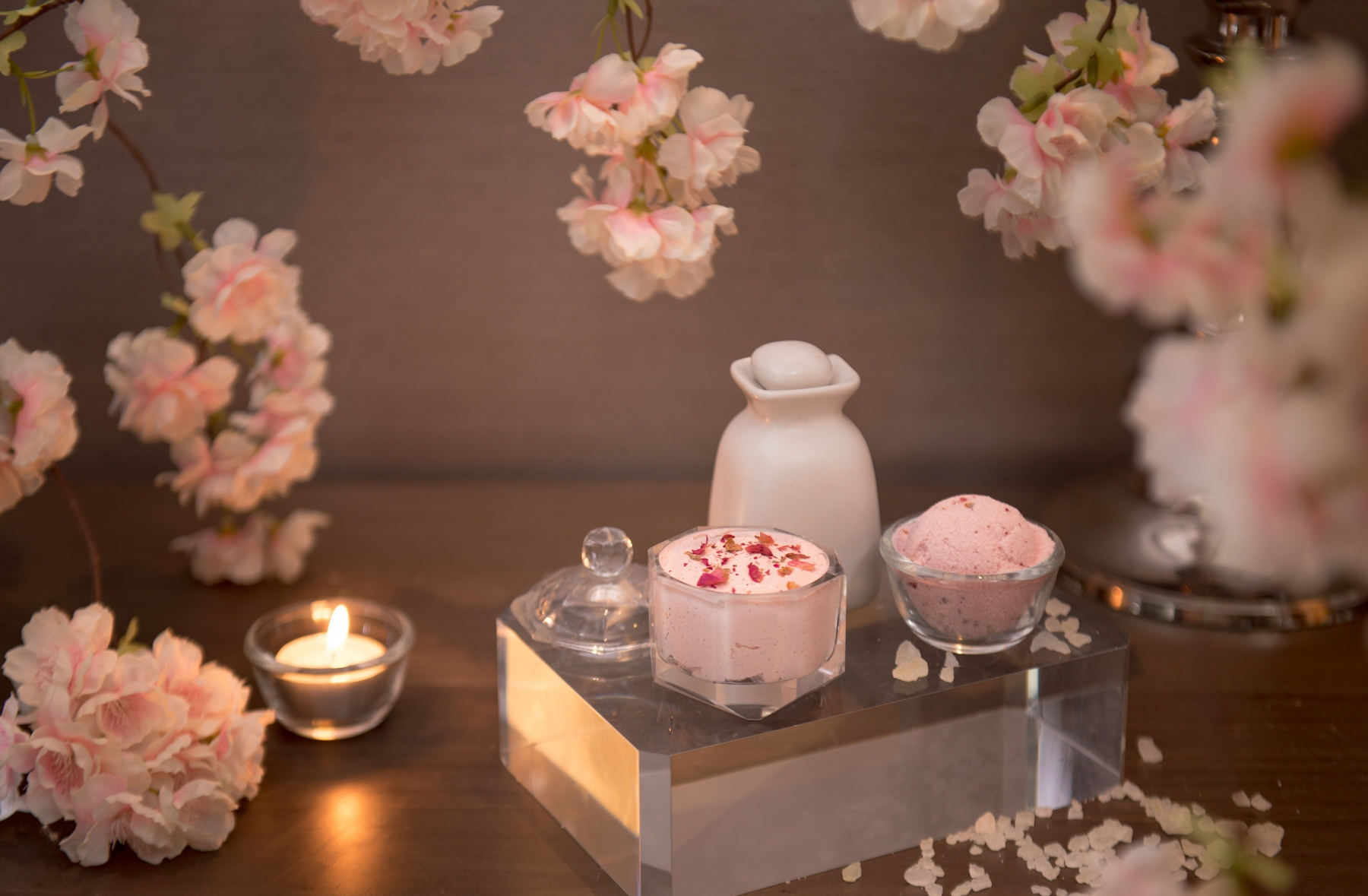 The Okura Spa_The Ritual of Sakura