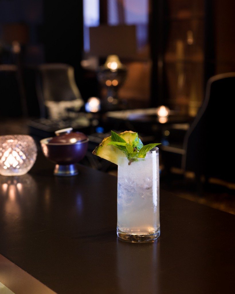 Up & Above Bar_Thai New Year Cocktails & Mocktails_Thai Tonic