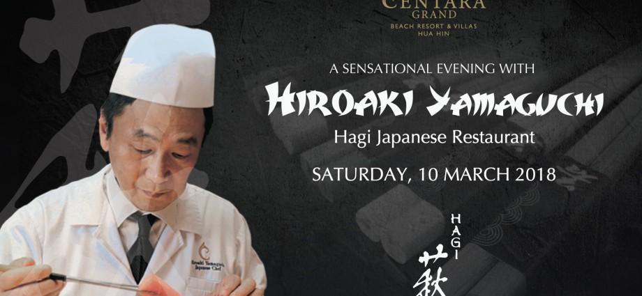 2. A SENSATIONAL EVENING WITH JAPANESE FLAIR AT CENTARA GRAND BEACH RESORT AND VILLAS HUA HIN 01