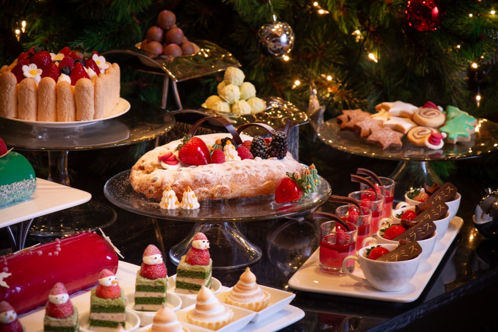 Up & Above_Christmas Buffet_2