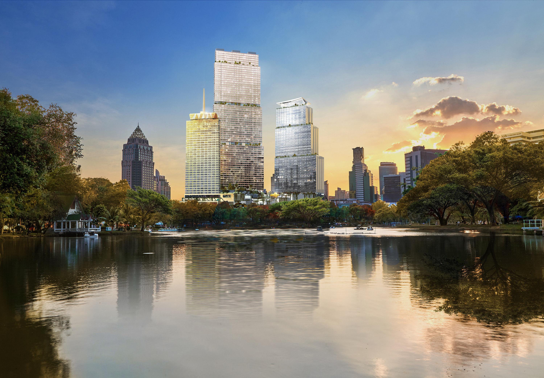 1 - Dusit Central Park (Day)