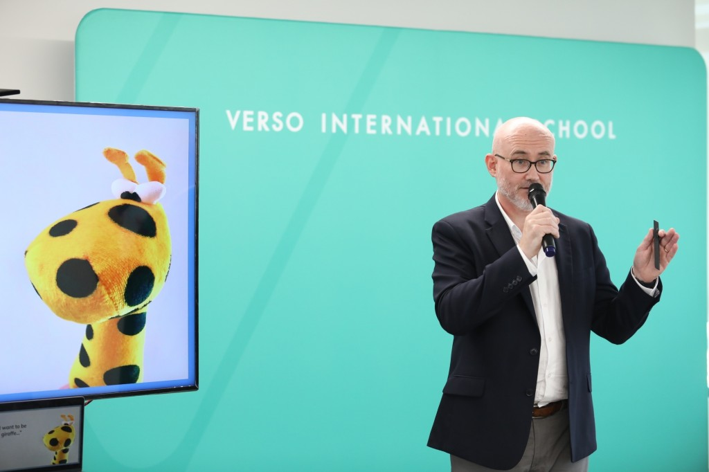 Cameron Fox, VERSO's Founding Head of School_2