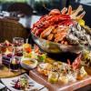 รีวิว Spectacular Sunday Brunch @ ห้องอาหารพาโนรามา โรงแรมคราวน์ พลาซ่า กรุงเทพฯ ลุมพินี พาร์ค