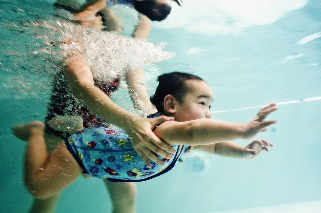 子どもにやさしいスイミング・センター「Baby Pool」がオープン‼