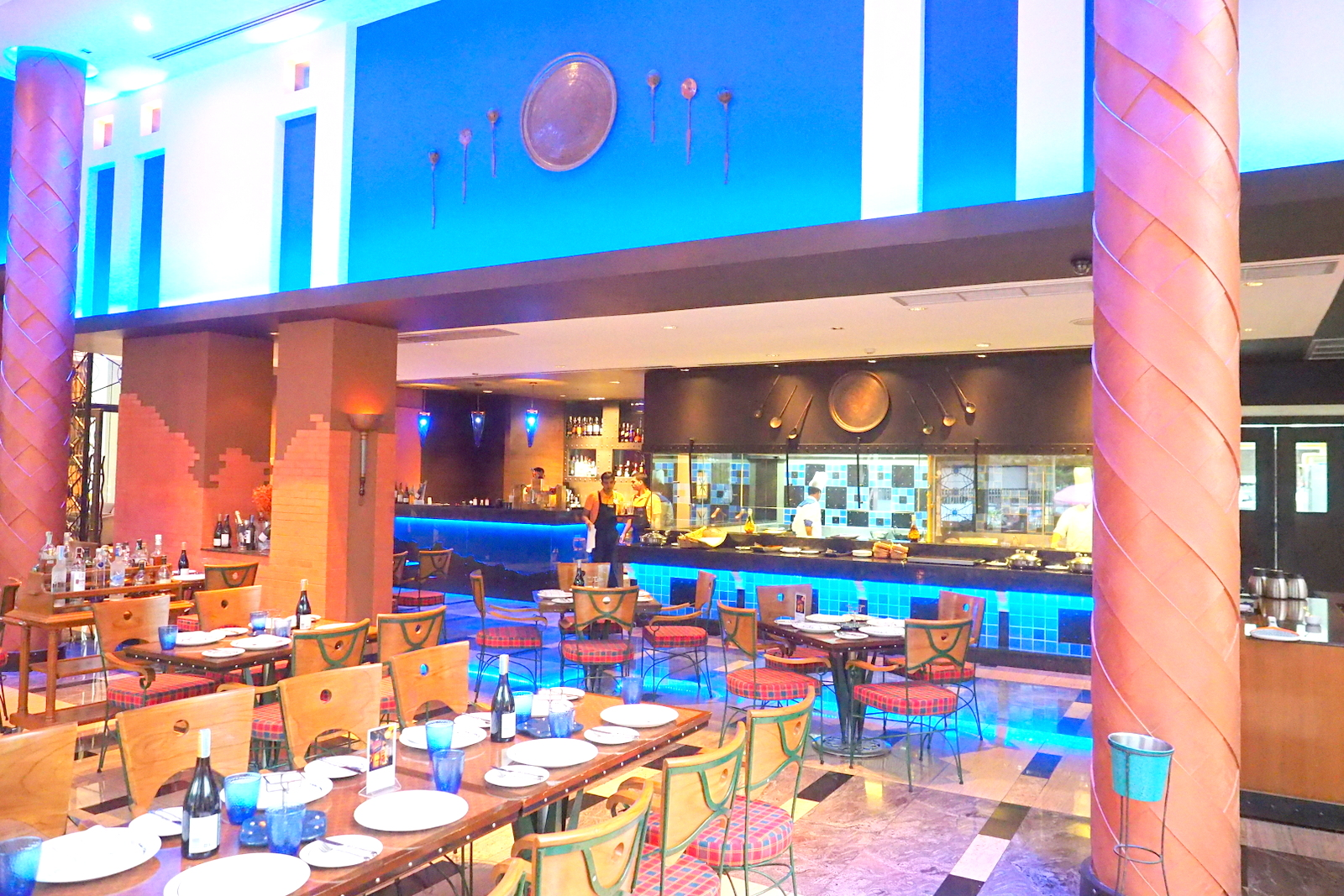 150種類のケバブをたのしむ、本格インド料理店 『GREAT KABAB FACTORY』