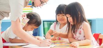 英語、中国語だけでなく、タイ語クラスもあるキッズ向けの語学スクール – Nancy Language Club