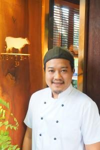 オーナーYongさんがこだわるのは、とにかく「旨い肉」。一昔前に言われた「タイの牛肉は固くておいしくない」という定説を見事にくつがえした。