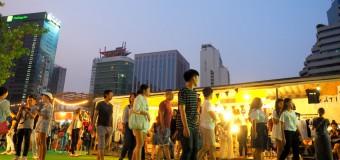 【緊急レポート】バンコク都心部で人気のナイトマーケット「ARTBOX」が期間限定で再開!? さっそくニコラボ特派員が取材しました!