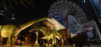 リアルな恐竜世界を探検できちゃう?期間限定開催!DINOSAUR PLANET