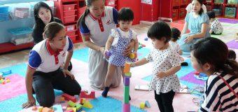 【バンコク ナーサリー】一人ひとりの成長に合わせた月齢分けした遊具と先生の工夫あふれる楽しいアクティビティ!『Kids First キッズファースト』