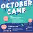 """☆待望October Camp!(10月16日~27日の2週間)""""Little Pea"""""""
