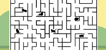 【やってみよう!】nico labo 迷路♪ver.1