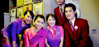 【夢をおいかける大人インタビュー!】タイ国際航空 (Thai Airways) 客室乗務員 井上 夏織さん