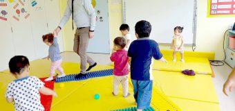 1歳~12歳が通う NANCY LANGUAGE CLUB!1月の Promotion☆