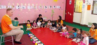 リトルメイプル保育園(Little Maple Nursery) バイリンガルナーサリー Saturday EFL Course開講中!