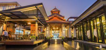 Kantary Hills チェンマイの中央にある5つ星のホテル「キャンタリーヒルズ」