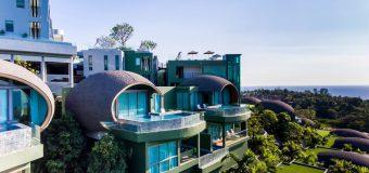 Crest Resort & Pool Villas, Phuket  プーケットパトンビーチにある「クレストリゾート」