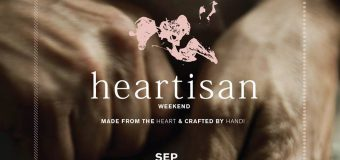 heartisan WEEKEND@theCOMMONS 2018年9/7(金)~9(日)
