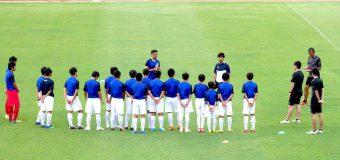 サッカー栃木県選抜U-14が、タイに遠征! 嶺岸 光選手(パタヤ・ユナイテッドFC)講演会も
