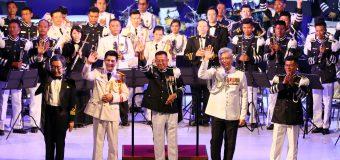 「世界のお巡りさんコンサート」今年(2018年)はタイ・バンコクで開催!!