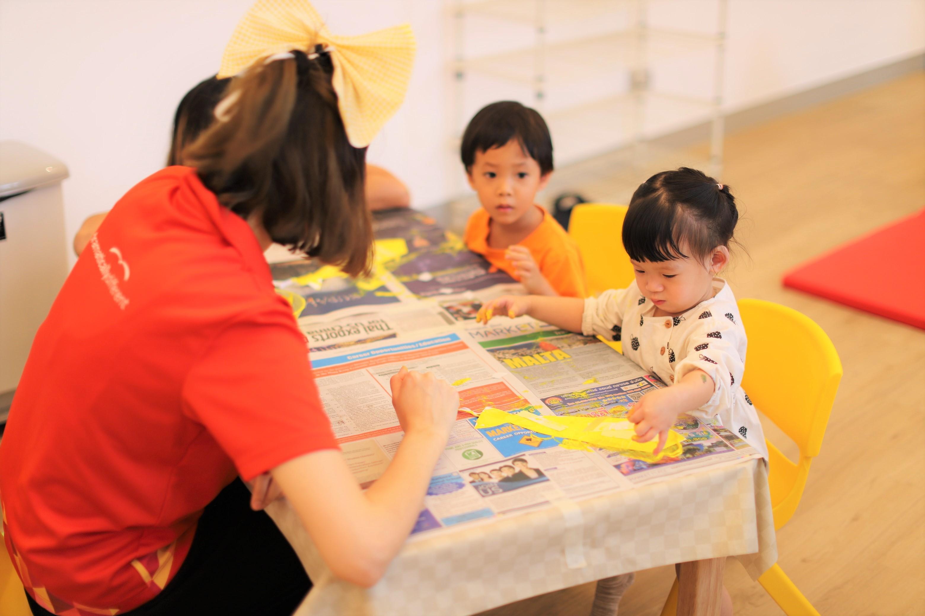 Julia Gabriel Centreは、シンガポールにおいて確かな実績と信頼がある、子どもの発達をより良くするための学校です。