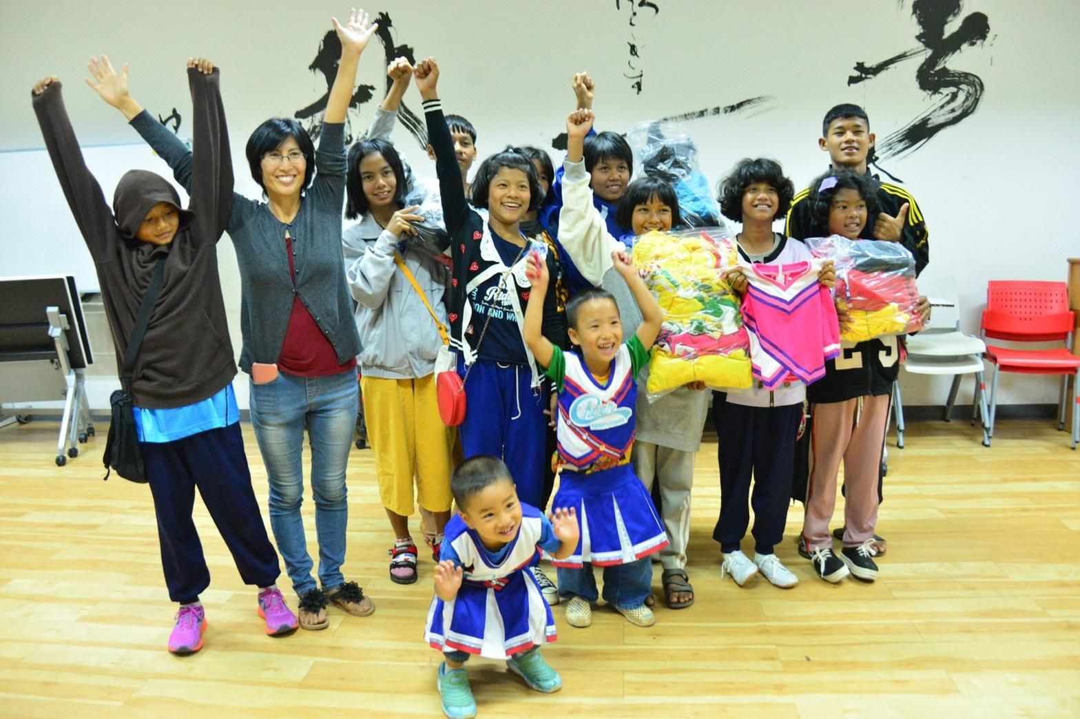 【月刊 SAWAN】『虹の学校バンコク遠征第二弾!』